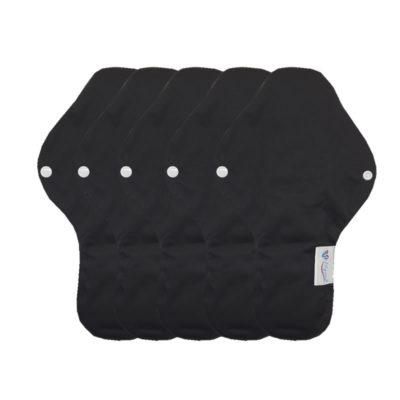SH4420-M-NOI serviette lavable b'bies mypads