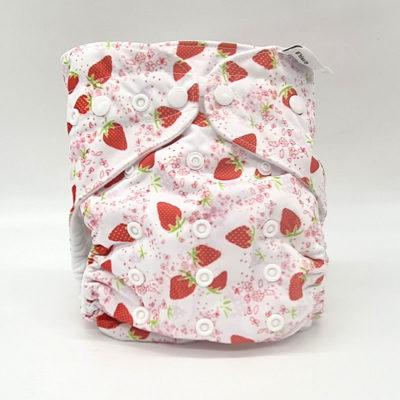 TE1M3022 COUCHE BBIES fraise -1